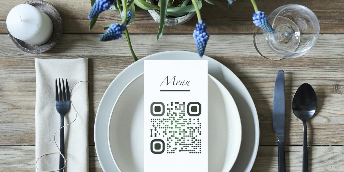 QR Code Menü