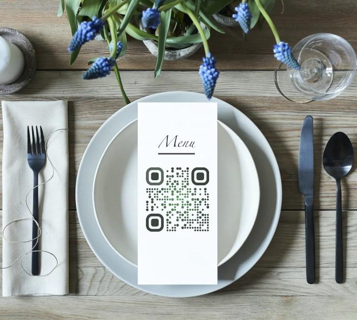 """QR Code Speisekarte mit wiederkehrenden Menüs"""""""