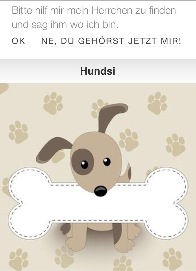 QR Code für Hundemarken